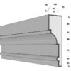 M111 - Decorative Exterior Moulding