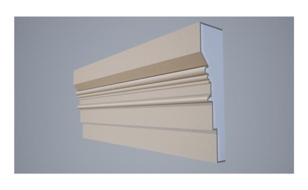 M127 - Decorative Exterior Moulding
