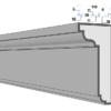 M75 - Decorative Exterior Moulding