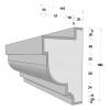 M208U - Decorative Exterior Moulding