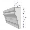 M214 - Decorative Exterior Moulding