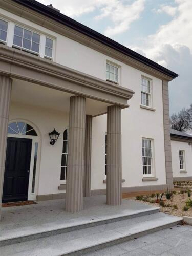 Columns House, Ashbourne